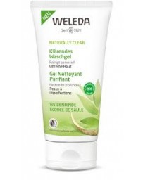 Weleda NATURALLY CLEAR gel nettoyant purifiant tb 100 ml