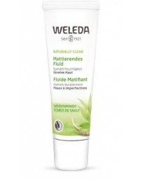 Weleda NATURALLY CLEAR fluide matifiant tb 30 ml
