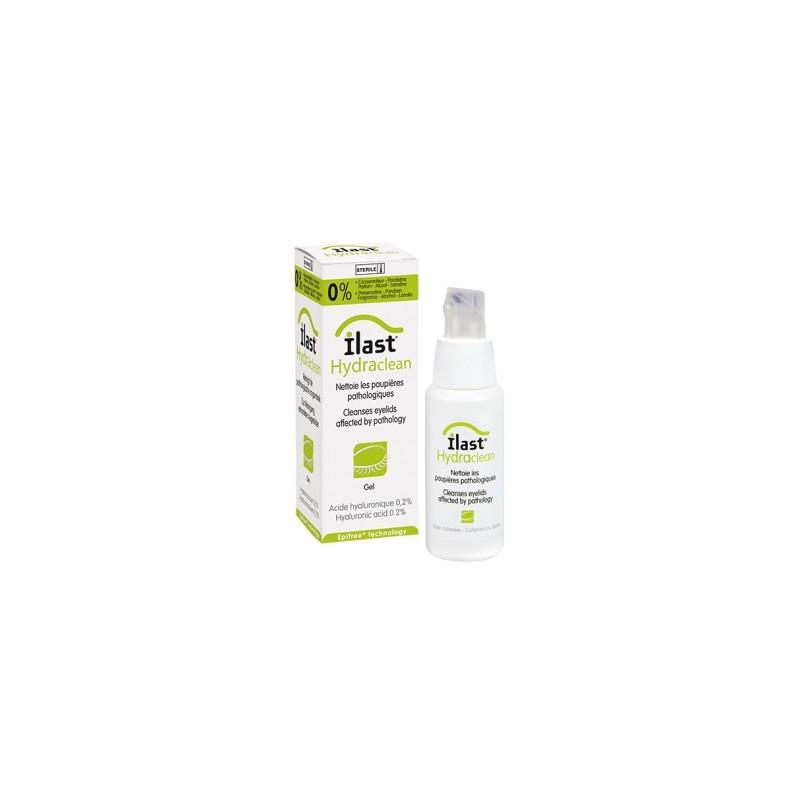Ilast hydraclean hyaluronate de sodium gel 0,2 % 50 ml