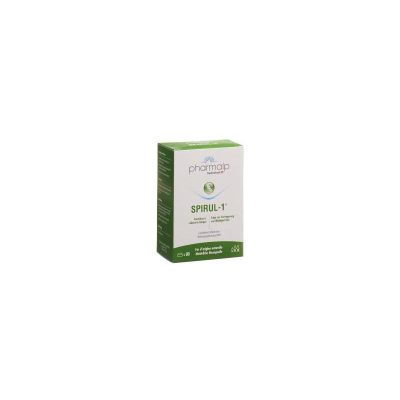 Pharmalp Spirul-1 cpr 90 pce