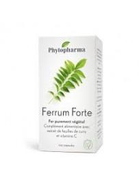 Phytopharma Ferrum Forte caps bte 100 pce