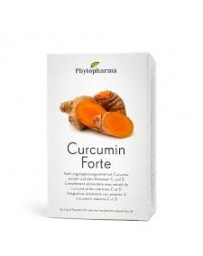 Phytopharma Curcumin Forte capsules liquides 60 pce