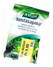 Vogel Santasapina  bonbons contre la toux 5,2 g 2 sach 100 g