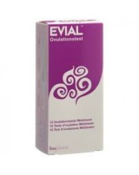EVIAL test d'ovulation Midstream 10 pce