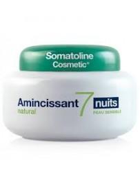 Somatoline amincissant 7 nuits natural pot 400 ml