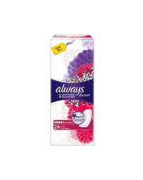 Always Discreet incontinence Liner 28 pce