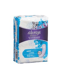Always Discreet incontinence Long 10 pce