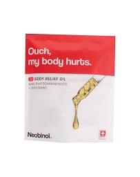 NEOBINOL Body relief oil 20 ml