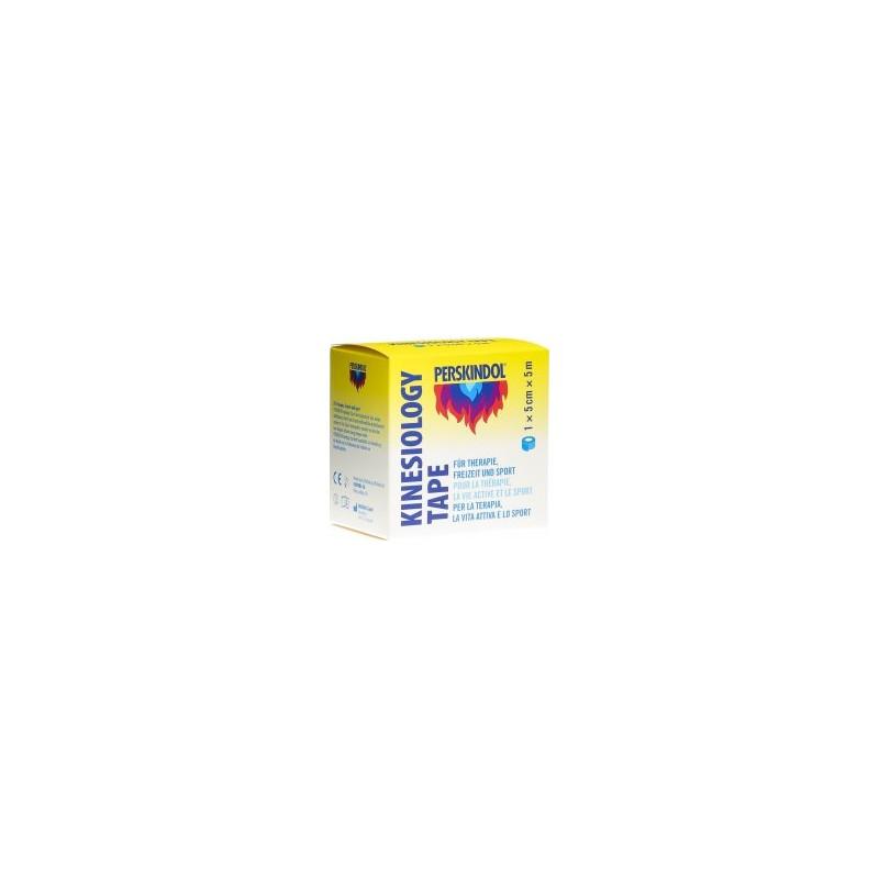 Perskindol Kinesiology Tape 5cmx5m bleu