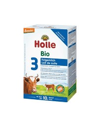 HOLLE Lait de suite 3 bio 600 g
