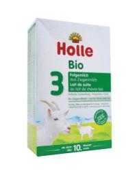 HOLLE Lait de suite 3 au lait de chèvre bio 400 g