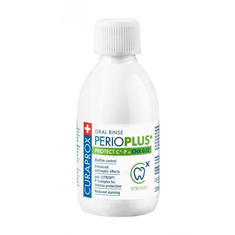 Curaprox Perio Plus Protect CHX 0.12 % fl 200 ml