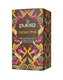 Pukka Cacao Chai Tee Bio sachet 20 pce