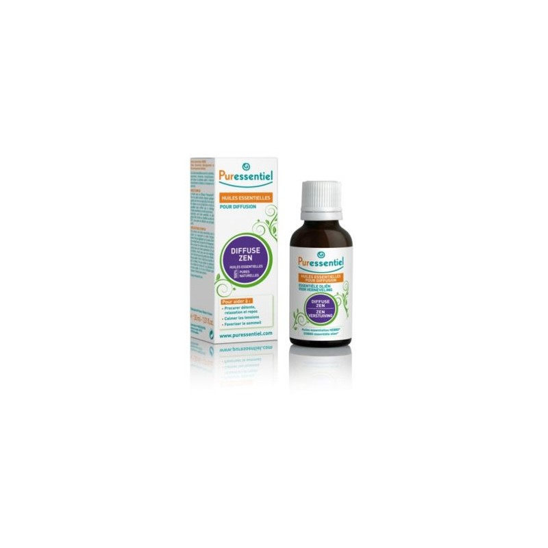 PURESSENTIEL diffuse zen huil ess diffus 30 ml