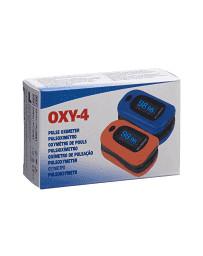 GIMA Oxymètre de pouls bleu OXY-4
