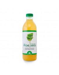 Dr. Jacob's Aloe vera gel-jus bio fl Pet 1 lt