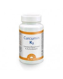 Dr. Jacob's Curcumin K2 caps bte 60 pce