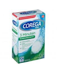 Corega 3Minutes Cleanser tabs 66 pce