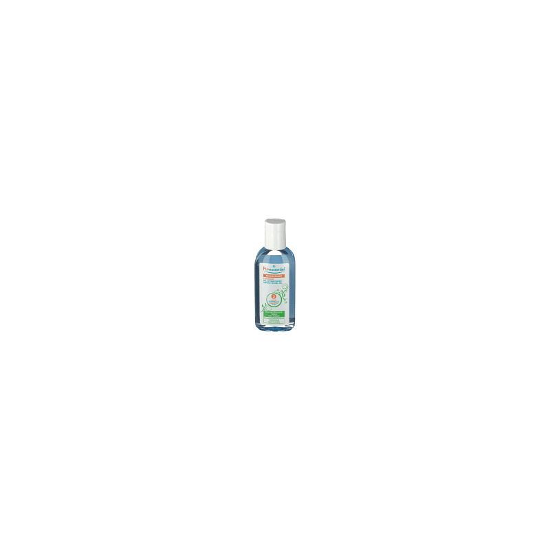Puressentiel gel assainissant antibactérien aux 3 huiles essentielles fl 80 ml
