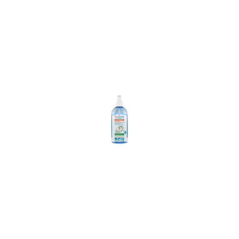 Puressentiel assainissant lotion antibactérienne mains et surfaces spray 250 ml