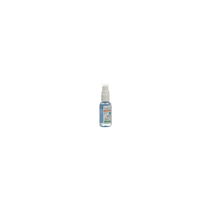 Puressentiel assainissant lotion antibactérienne mains et surfaces spray 25 ml