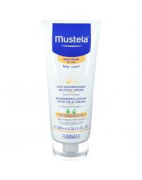 Mustela Lait nourrissant corps au Cold Cream peau sèche tb 200 ml