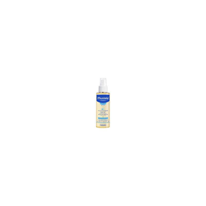 Mustela huile de massage peau normale spr 100ml