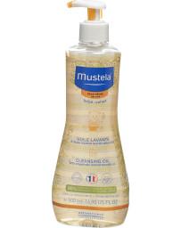 Mustela Huile lavante peau sèche 500 ml