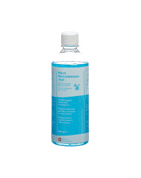 SWISS PREMIUM gel désinfectant mains 500 ml