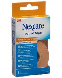 3M Nexcare Active Tape 2.54cmx4.572m rouleau