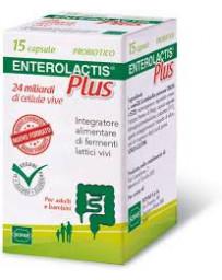 Enterolactis Plus caps 15 pce