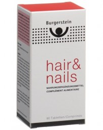 BURGERSTEIN hair & nails cpr 90 pce
