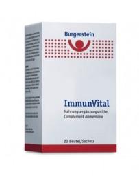 BURGERSTEIN ImmunVital sirop 20 sach