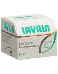 LAVILIN foot deodorant cream 14 g
