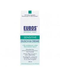 Eubos Sensitive huile douche F 200 ml