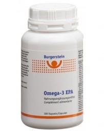 BURGERSTEIN Omega 3-EPA caps 100 pce