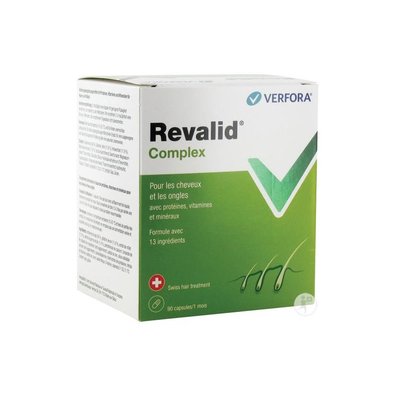 REVALID Complex caps 90 pce