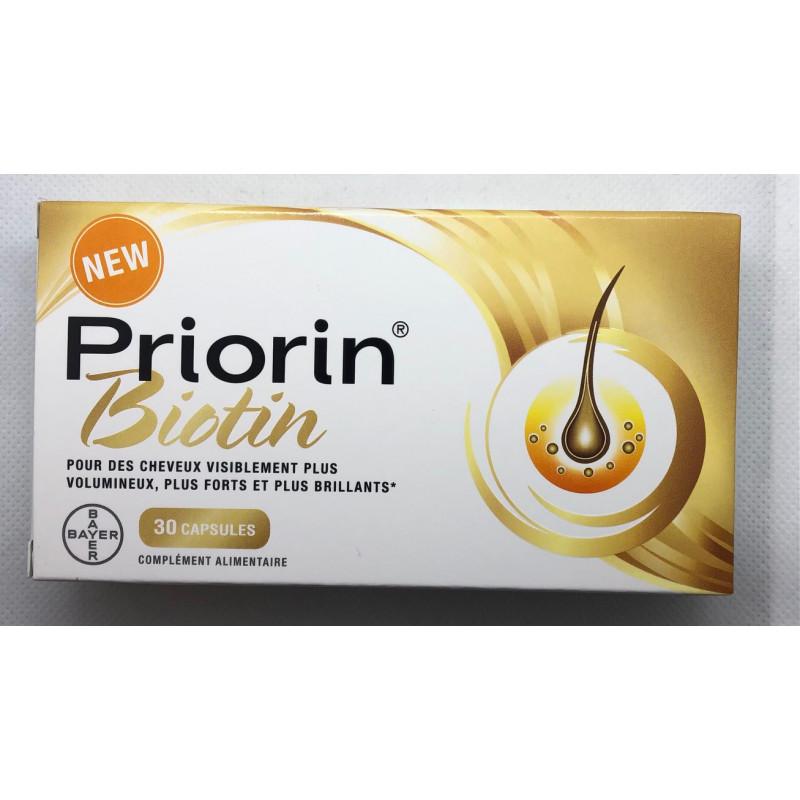 Priorin Biotin caps 30 pce