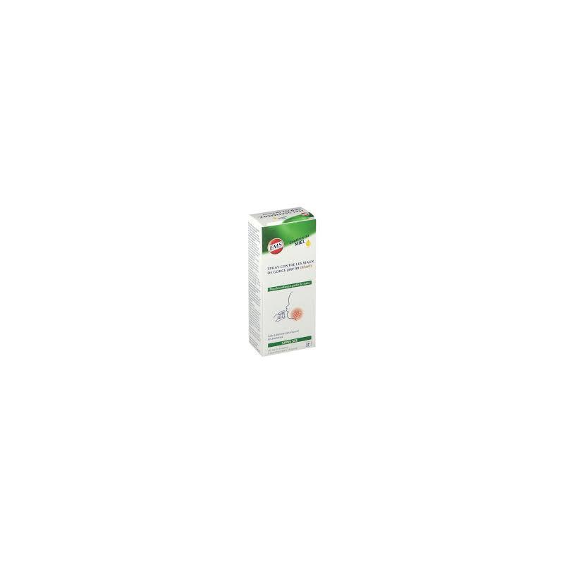 Ems spray contre les maux de gorge pour les enfants 30 ml
