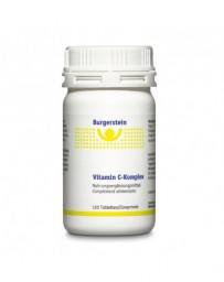 BURGERSTEIN Vitamin C Komplex cpr 120 pce