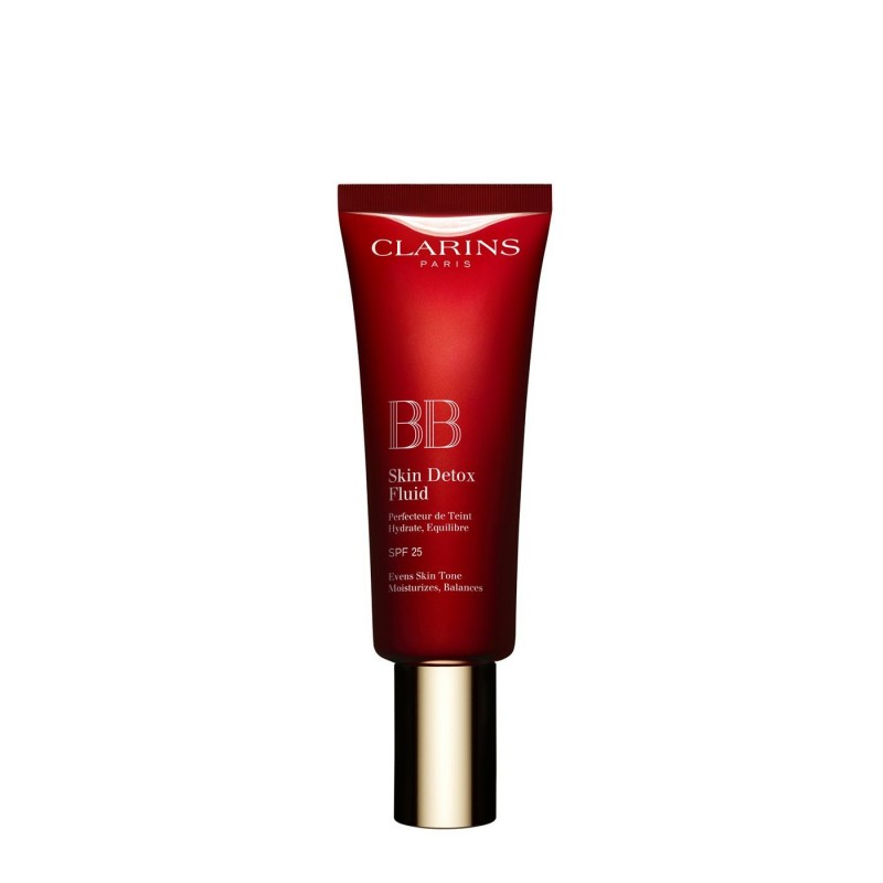 CLARINS BB Skin Detox Fluide Sun Protection Factor 25 No.02