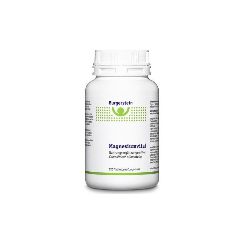 BURGERSTEIN magnesiumvital cpr bte 120 pce