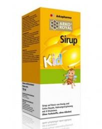 RUCHE ROYALE sirop kid fortifiant fl 150 ml