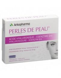 ARKOPHARMA Perles de peau acide hyaluronique + Q10 caps 30 pce