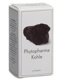 PHYTOPHARMA charbon végétal caps 225 mg 30 pce
