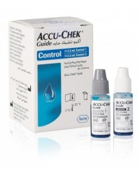 ACCU-CHEK Guide Control 2 x 2.5 ml