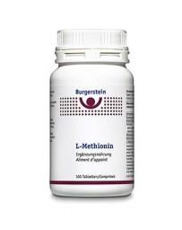 BURGERSTEIN L-Methionin cpr 100 pce