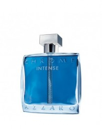 AZZARO Chrome Intense Eau de Toilette vapo 100 ml