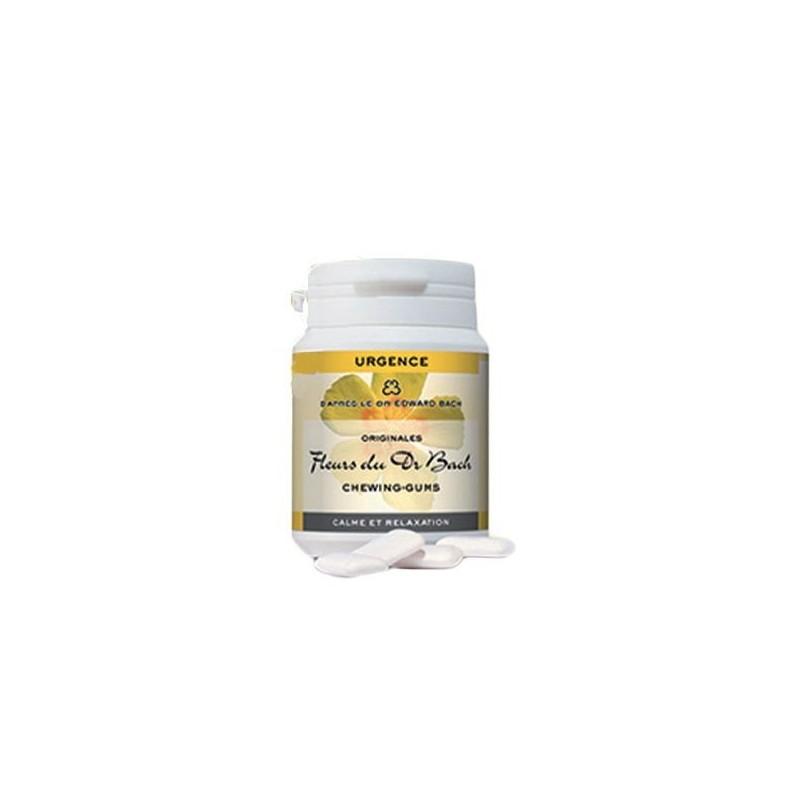 BIOLIGO Dr Bach chewing-gum urgence bte 60 g
