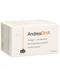 ANDREADHA Omega-3 caps purement végétal 60 pce